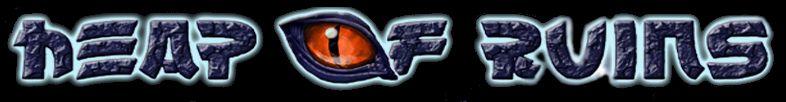 Heap of Ruins - Logo