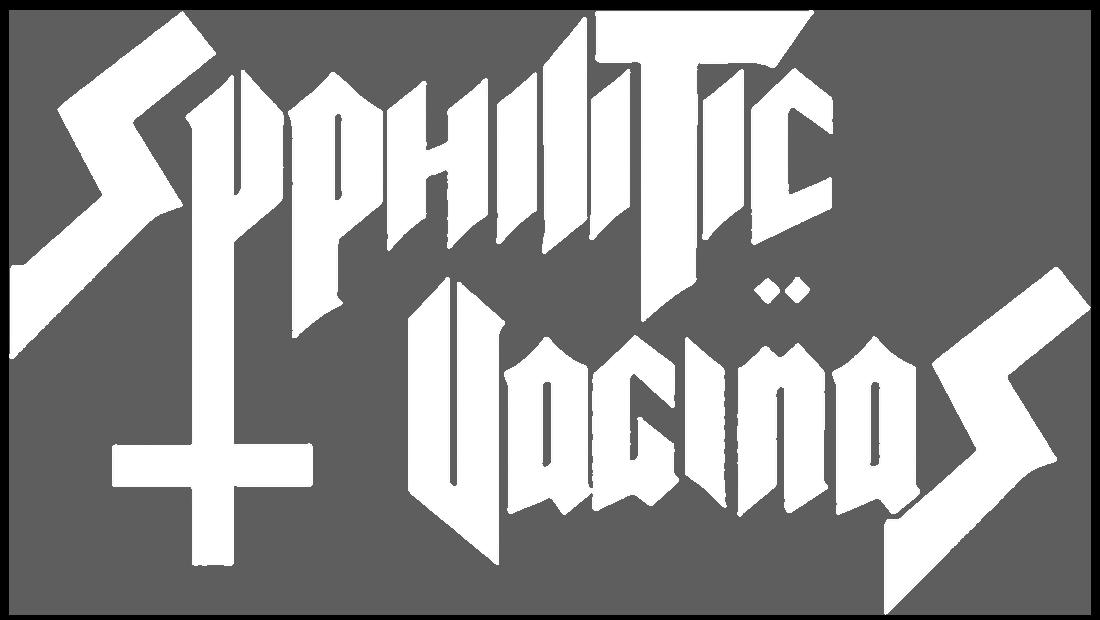 Syphilitic Vaginas - Logo