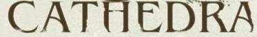 Cathedra - Logo