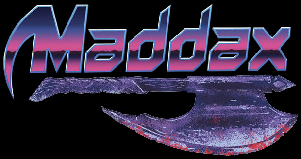 Maddax - Logo