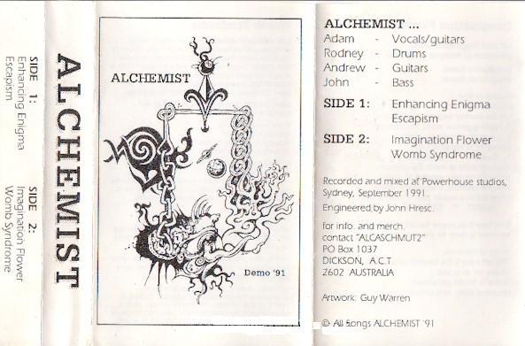 Alchemist - Demo '91