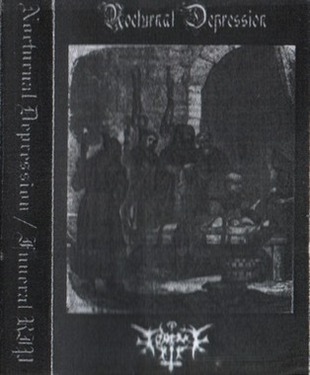 Nocturnal Depression / Funeral Rip - Nocturnal Depression / Funeral RIP