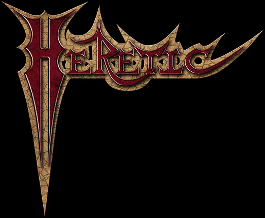Heretic - Logo