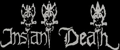 Instant Death - Logo