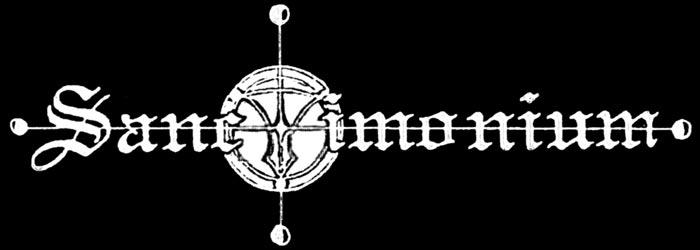 Sanctimonium - Logo