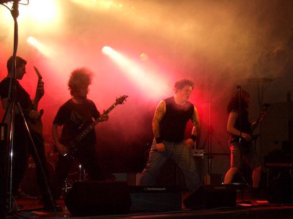 Bloodsky - Photo