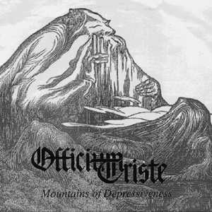 Officium Triste - Mountains of Depressiveness