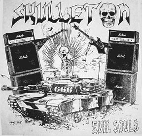 Skulleton - Evil Souls