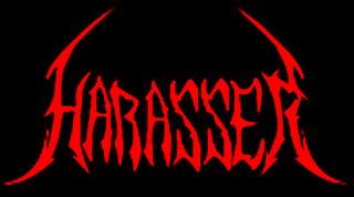 Harasser - Logo