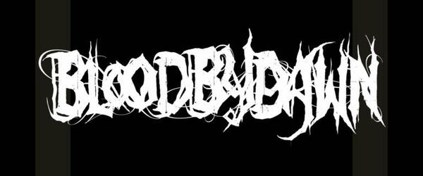 Blood by Dawn - Logo