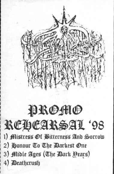 Funeral Dusk - Promo Rehearsal '98