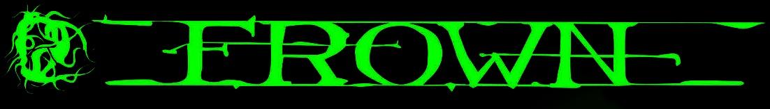 Frown - Logo