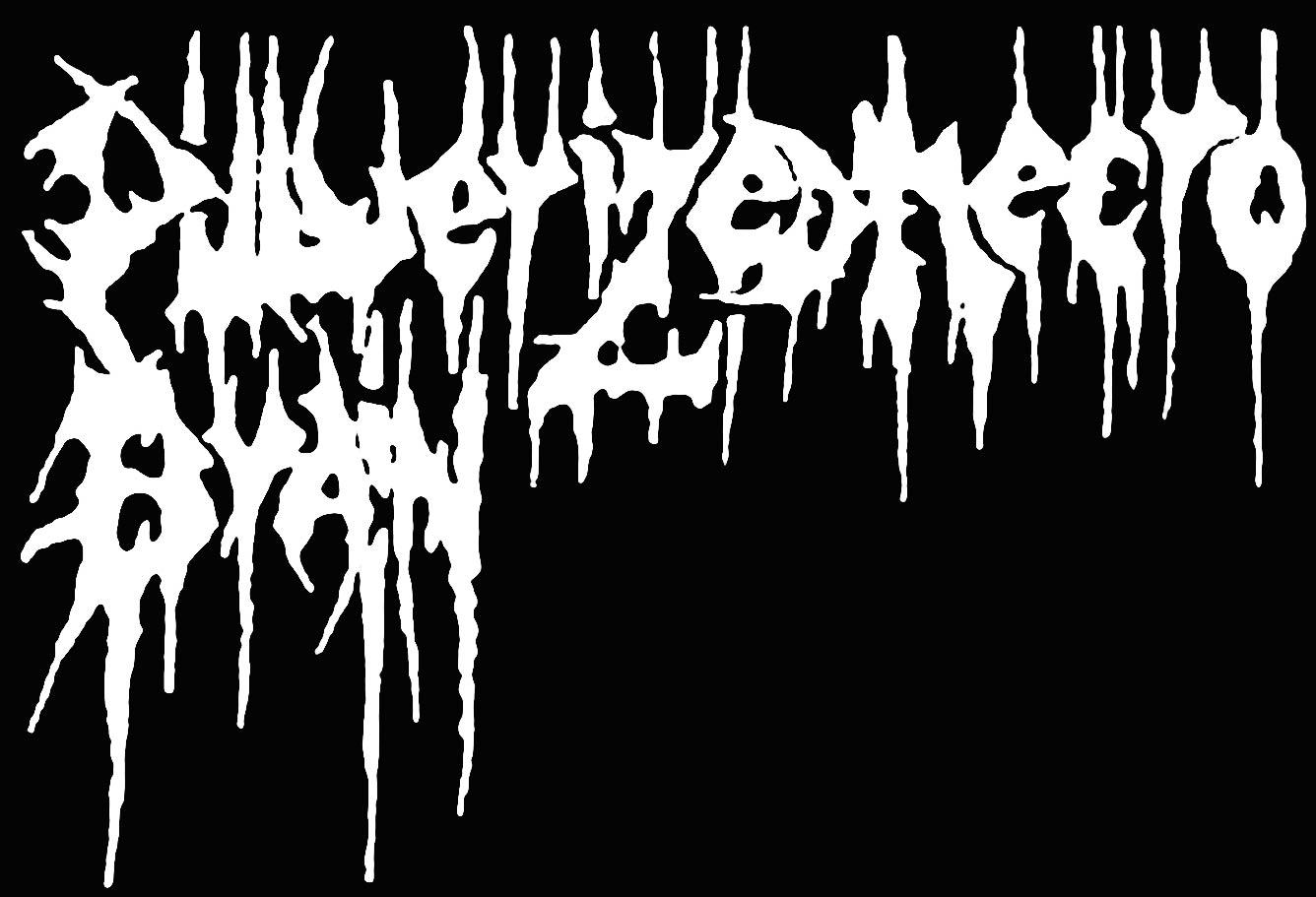 Pulverized Necro Brain - Logo