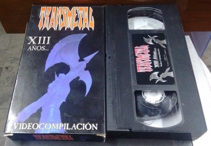 Transmetal - XIII años... Videocompilación