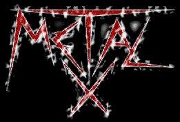 Metal X - Logo