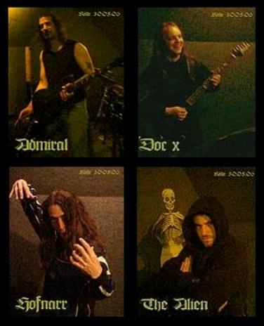 Metal X - Photo