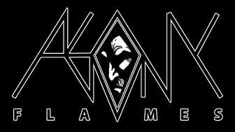 Agony Flames - Logo