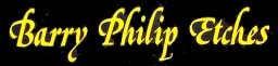 Barry Philip Etches - Logo