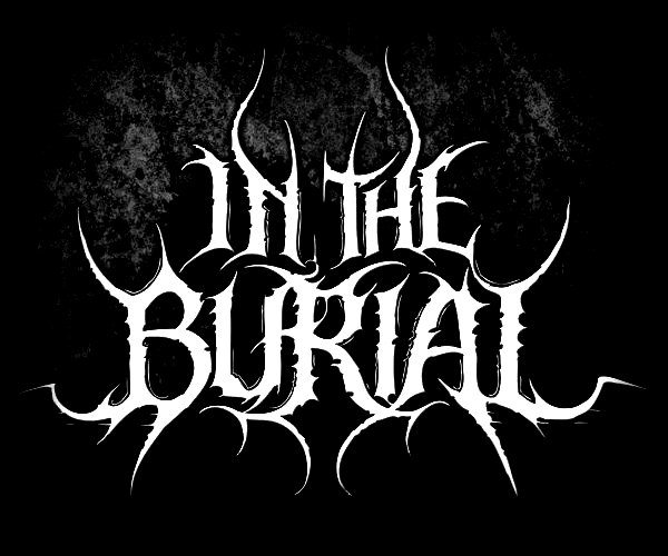In the Burial - Logo