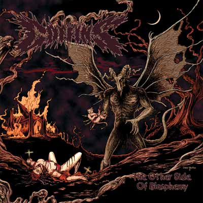 Coffins - The Other Side of Blasphemy
