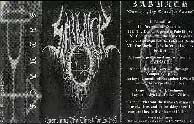 Sabnack - Quenching Thy Thirst for Hatred
