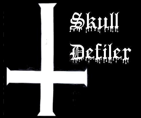 Skull Defiler - Logo