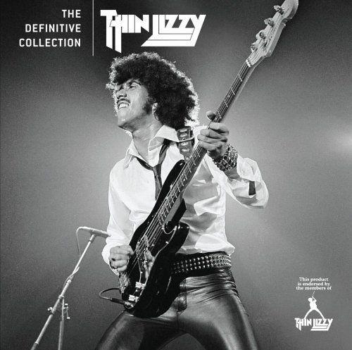 Thin Lizzy - The Definitive Collection