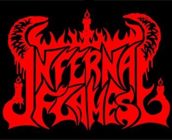 Infernal Flames - Logo