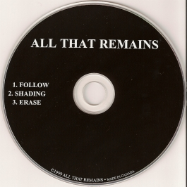 All That Remains - All That Remains