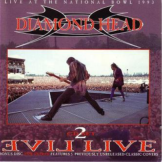 Diamond Head - Evil Live