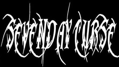 Sevenday Curse - Logo
