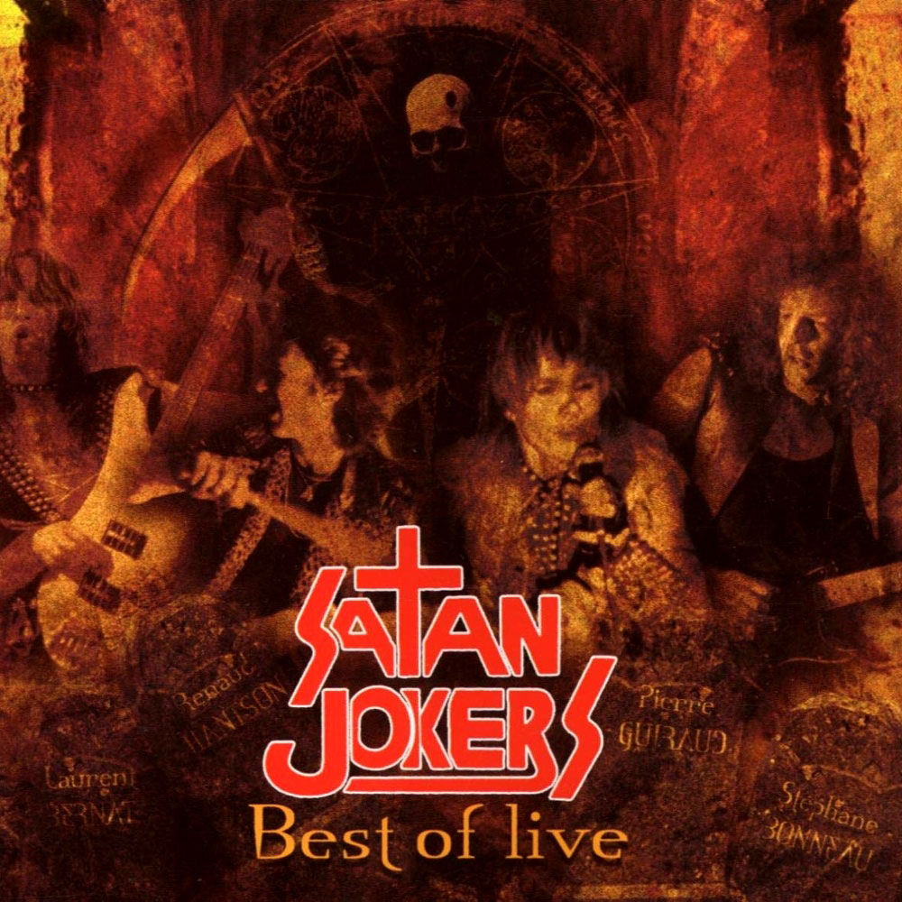 Satan Jokers - Best of Live