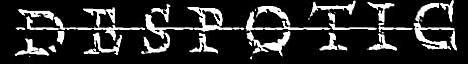 Despotic - Logo