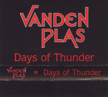 Vanden Plas - Days of Thunder - Encyclopaedia Metallum: The