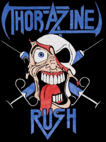 Thorazine Rush - Logo