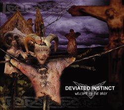 Deviated Instinct - Welcome to the Orgy