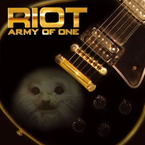 Riot V - Army of One