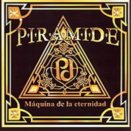Piramide - Máquina de la eternidad