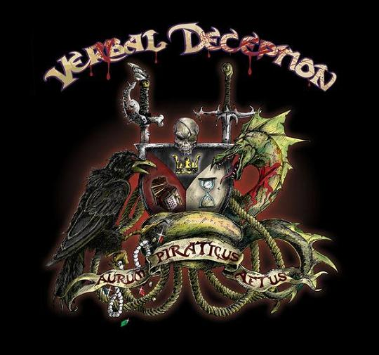 Verbal Deception - Aurum Aetus Piraticus