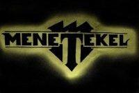Mené Tékel - Logo