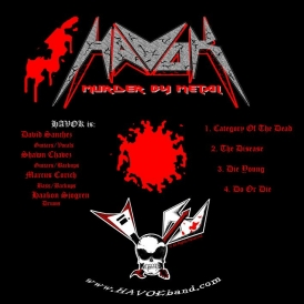 Havok - Murder by Metal