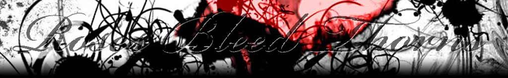 Roses Bleed Thorns - Logo