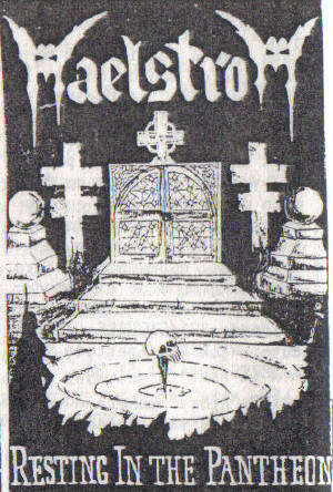 Maelstrom - Resting in the Pantheon