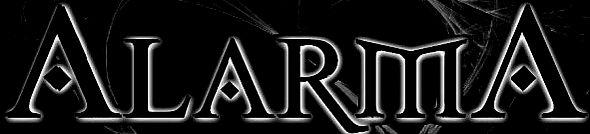 Alarma - Logo