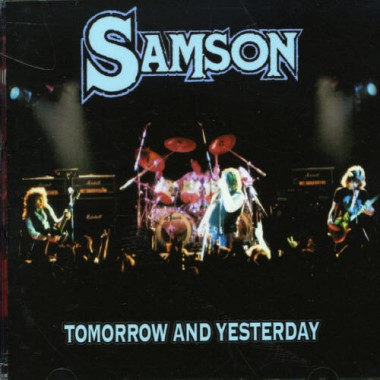 Samson - Tomorrow and Yesterday