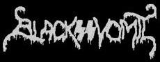 Black SS Vomit - Logo