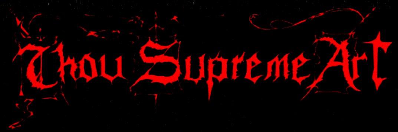 Thou Supreme Art - Logo
