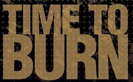 Time to Burn - Logo
