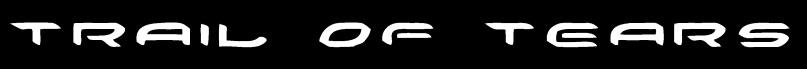 Trail of Tears - Logo