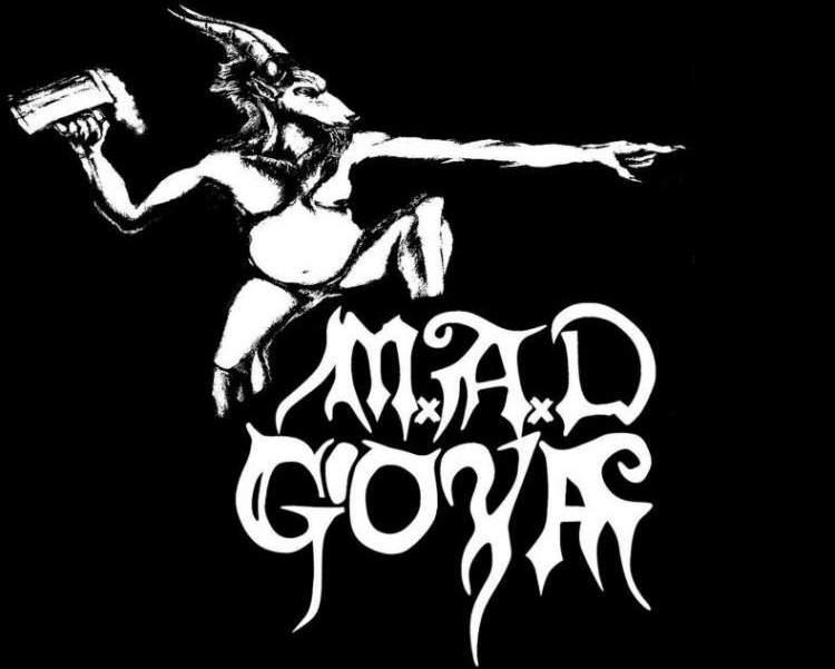M.A.D: Goya - Logo
